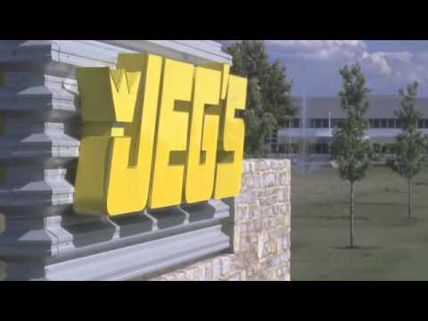 JEGS DISTRIBUTION CENTER OPENS IN DELAWARE, OHIO