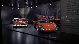 Alfa Romeo UK   Discover the Alfa Romeo legends from Museo Storico Alfa Romeo