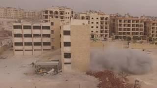 """Даже в Сирии, где 5 лет идет мегапостановка """"война"""", находятся люди с камерами, сохраняющие разум"""