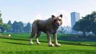 SOY UN ANIMAL!! | GTA V ONLINE