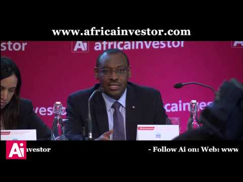 H.E. Claver Gatete, Minister of Finance and Economic Planning, Rwanda
