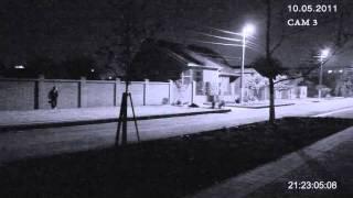 Полуночный засранец в Славянске-на-Кубани
