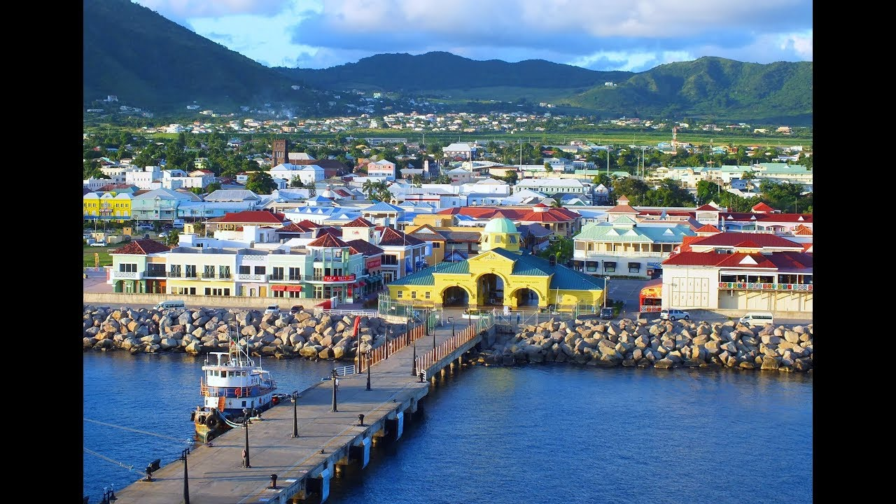 Saint kitts island of the west indies prepares for hurricane irma hotels resorts