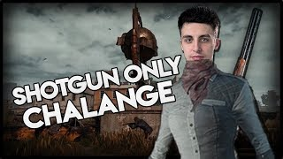 PUBG -  Shroud and Just9n Duo Gameplay - SHOTGUNS and CROSSBOW ONLY CHALLANGE