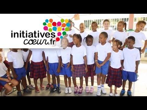 Une école de Guadeloupe suit la route du Rhum