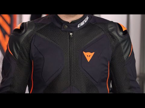 Dainese Super Rider D-Dry Jacket Review at RevZilla.com - YouTube 4b81a79c20fdd