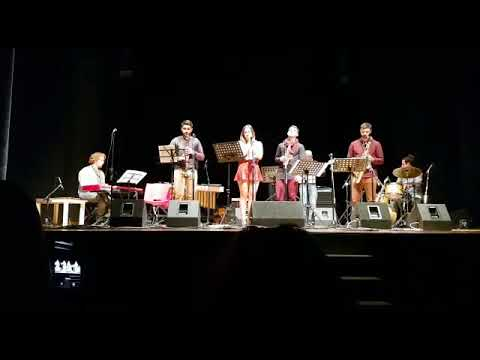 Passarim   (Tom  Jobim)European jazz school band