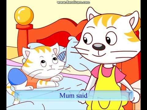 Con mèo đốm
