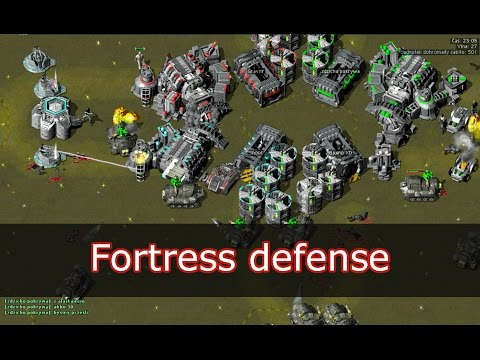 Original War - 4 player multiplayer coop defense [Inferno]