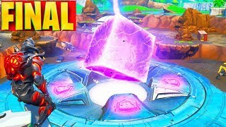 THE *RUNA ARRIVES* TO BALSA BUTTON!! *FINAL EVENT* at FORTNITE