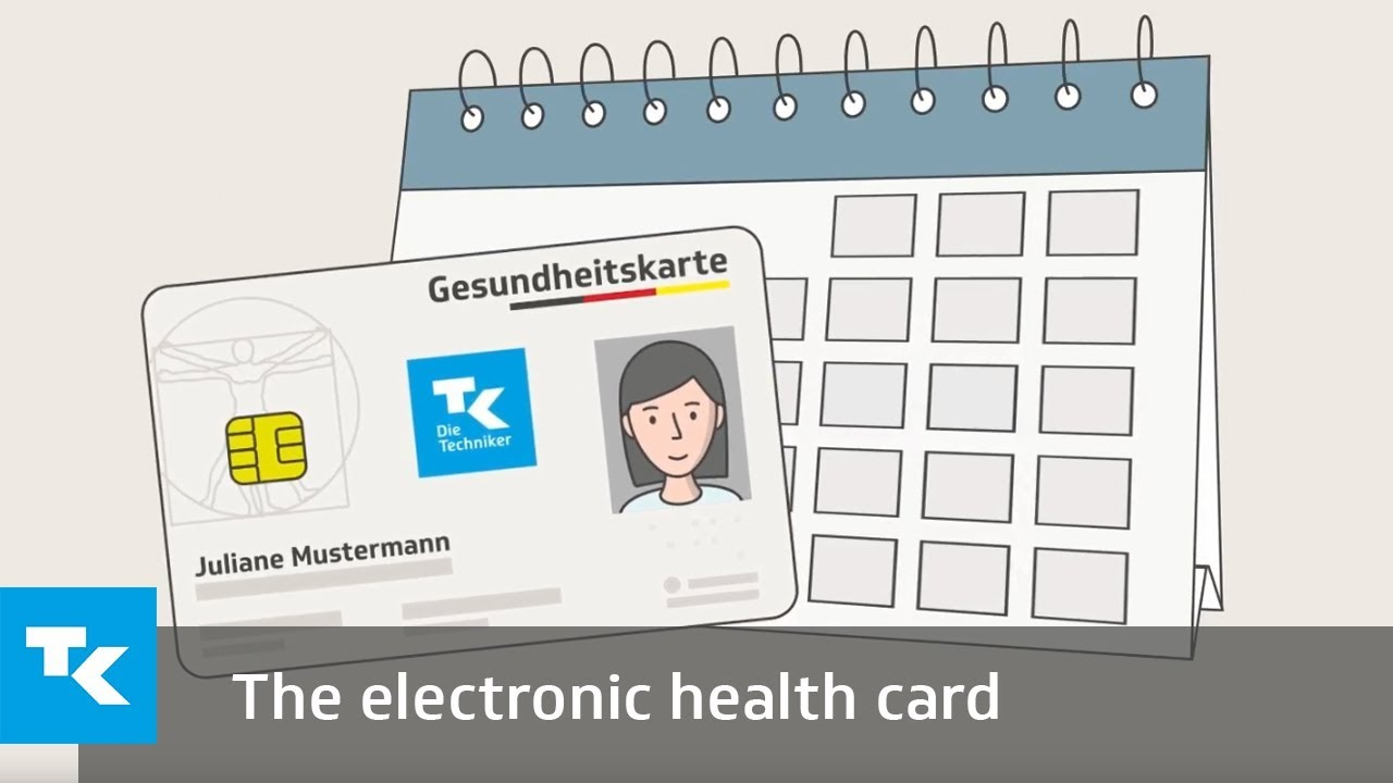 The Electronic Health Card Youtube