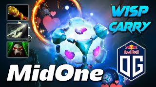 MidOne WISP - OG vs VP.Prodigy - Dota 2 Pro Gameplay [Watch & Learn]