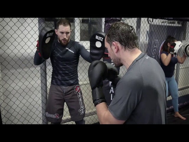 MMA Training At TRIBE One Gym - January 2020