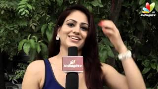 Salim Heroine Aksha Pardasany Interview   Vijay Antony, Nirmal Kumar   Saleem