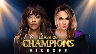 Clash of Champions Kickoff: Sept. 25, 2016