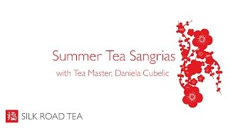 How To Make Summer Tea Sangrias