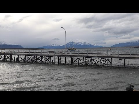 Puerto Natales in Patagonia Chile