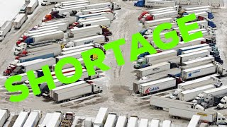 Truck Parking Shortage : Should The Federal Government and  State Governments fund parking expansion