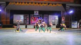 Graffiti Dancers @ 8th Annual Cotabato Dance Festival (Uncut)