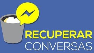 Como recuperar mensagens (conversas) excluidas do Facebook | Pixel Tutoriais