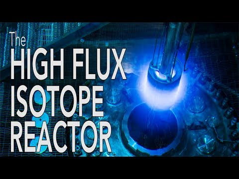 High Flux Isotope Reactor at Oak Ridge National Laboratory