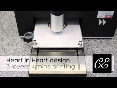 Choc Creator 2.0 Plus - Heart in Heart Design