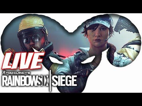Holen wir uns Spaß! Rangspiel Rainbow Six Siege deutsch gameplay