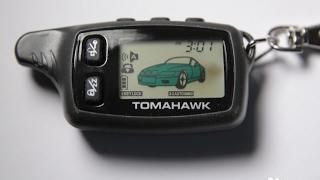Авто запуск по таймеру. Сигнализация Tomahawk (Томагавк).