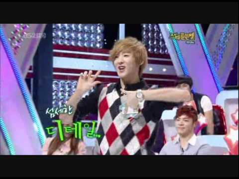 100911 Kevin (U-Kiss) Girl Dance Cut