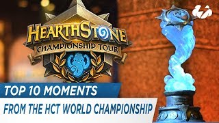 HCT Championship | Top 10 Moments (2018)