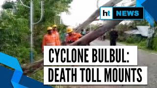 Cyclone Bulbul: Death toll crosses 5 in West Bengal, almost 2 lakh evacuated
