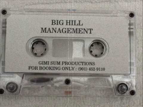 Big Hill - North Memphis Nigga (1994) (Let The Bass Come In...)