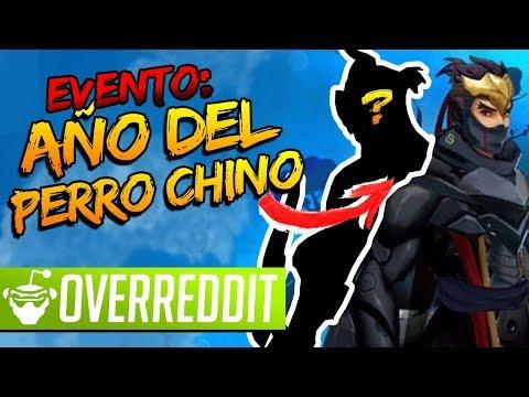 SKINS y FECHA del NUEVO EVENTO: Año del perro CHINO - Desmintiendo RUMORES Overwatch