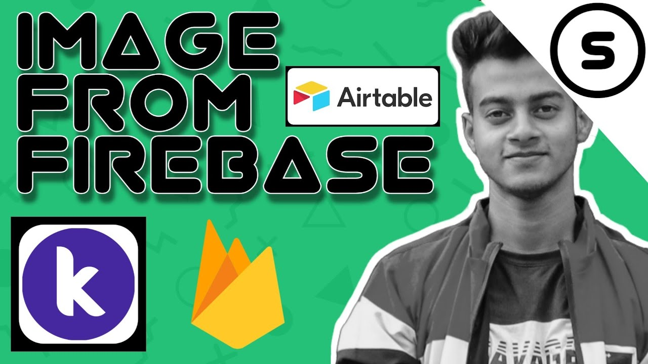 How to get image from firebase storage by airtable list in Kodular App | Kodular Tutorial in Hindi |