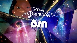 Disney Princess OSN Pop-Up Channel | Continuity | November 2019