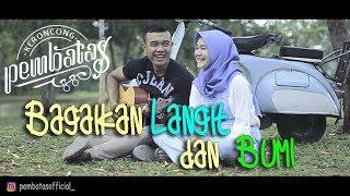 Download lagu BAGAIKAN LANGIT DAN BUMI - Keroncong Pembatas (cover)