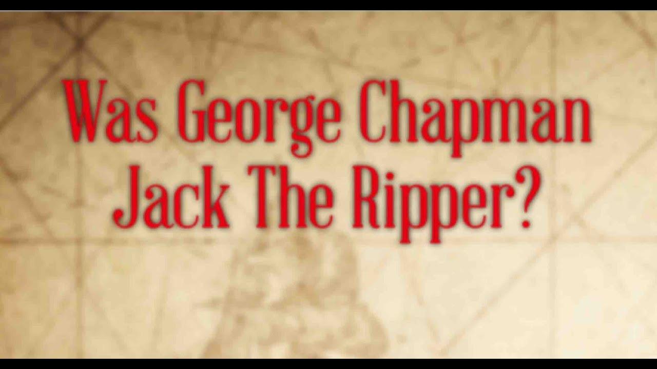 Download Murderer George Chapman, was he Jack The Ripper?