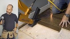 DIY How to Install Hardwood Flooring