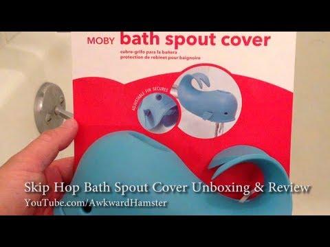 Skip Hop Bath Spout Cover Unboxing & Review