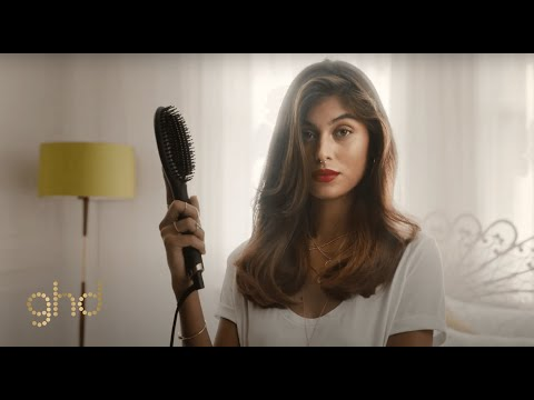 ghd Glättbürste Video