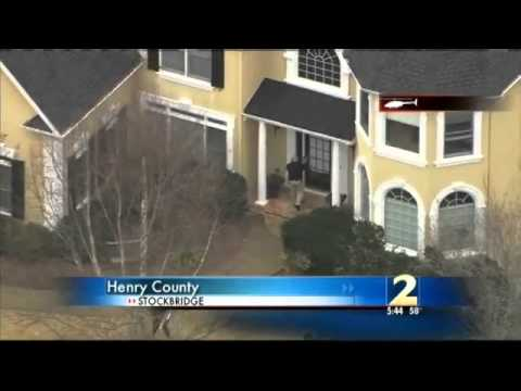 Waka Flocka Flame's Henry County Home Raided