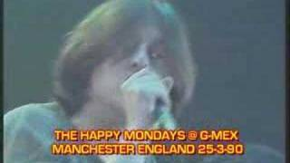 HAPPY MONDAYS @ G-MEX