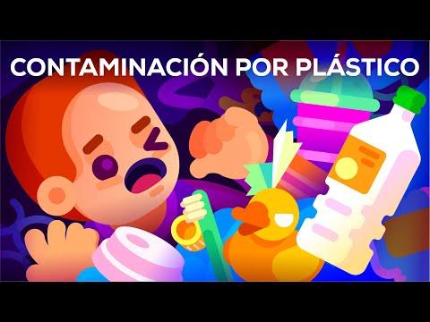 Contaminación por plástico: o cómo estamos convirtiendo el mundo en plástico