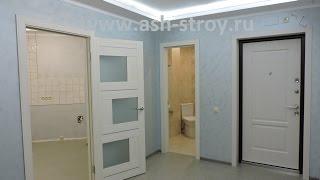 Дизайнерский ремонт квартиры (90 кв.м) г. Климовск