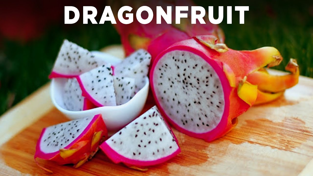 Dragonfruit Tanghulu