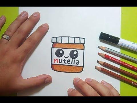 Como Dibujar Una Tostada Kawaii Paso A Paso How To Draw A Kawaii Toast