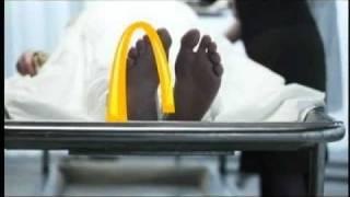 Антиреклама McDonald's(Врачебная ассоциация из Вашингтона запустила рекламный ролик, в котором показывает смертельный вред еды..., 2010-09-15T18:12:21.000Z)