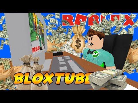 ÇEKİM YAPAN YOUTUBER LARI TROLLEDİK / Roblox Bloxtube #2 / Oyun Safı