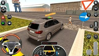 Taxi Sim #12 SUV - City Taxi Driver - Android Gameplay FHD