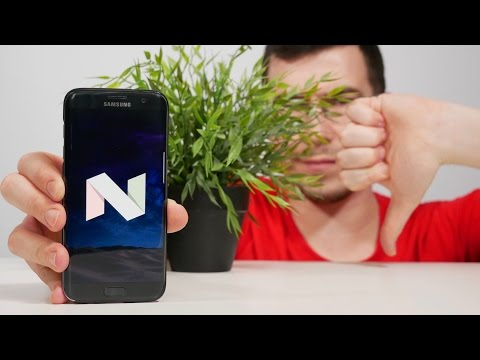 Почему меня Бесит Android 7.0 Nougat